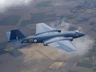 Flight Manual for the English Electric Canberra