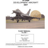 DA7 Flight Manual-cover