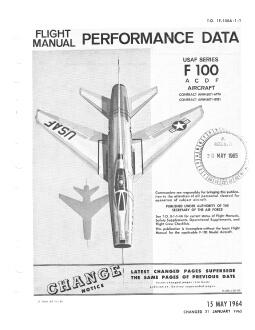 north american f 100 super sabre flight manuals rh flight manuals online com Thunderbird Aircraft B-58 Aircraft