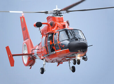 Flight Manual for the Eurocopter HH-65 Dauphin