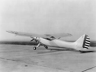Flight Manuals for the Stinson L-1 Vigilant