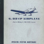Flight Manual for the Fiat G.12 and Fiat G.212