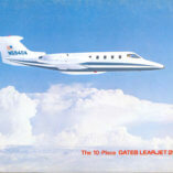Flight Manual for the C-21A Learjet