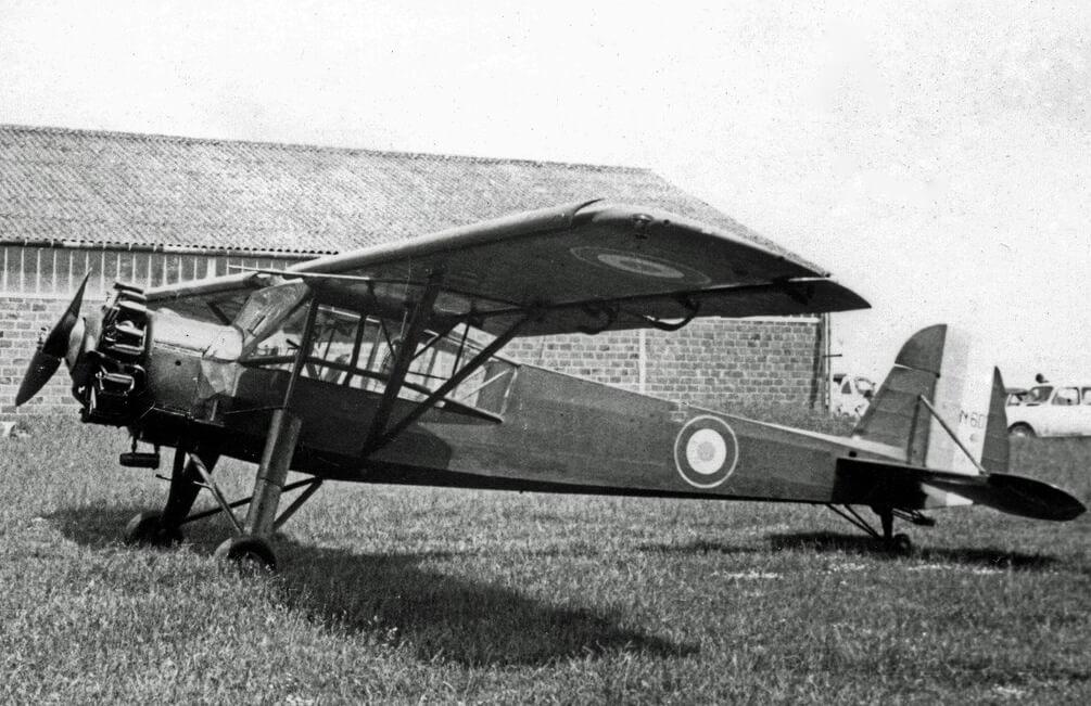 Flight Manual for the Morane-Saulnier MS500 Criquet