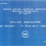 Flight Manual for the Savoia-Marchetti SM79 Sparviero
