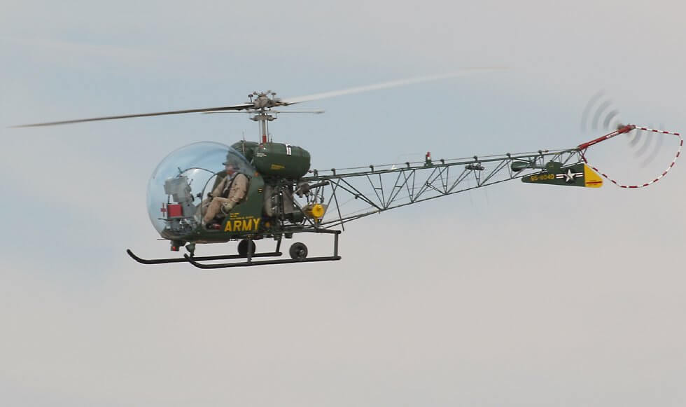 BELL 47 SERIES HELICOPTERS