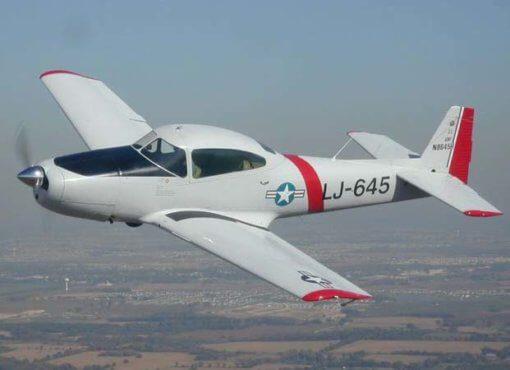 Flight Manual for the North American Ryan L-17 Navion