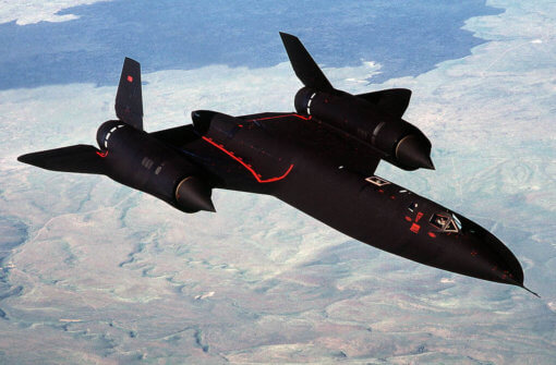 Flight Manual for the Lockheed SR-71 Blackbird