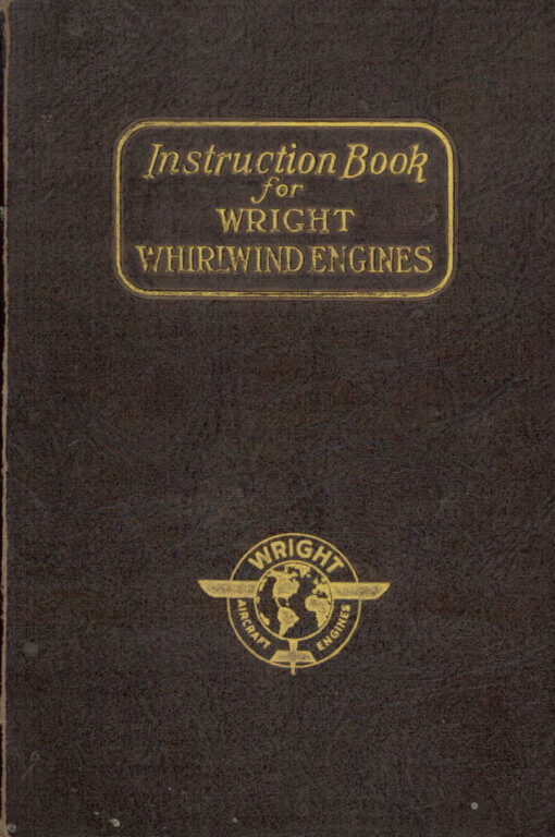 Flight Manual for the Ford Trimotor C-4A