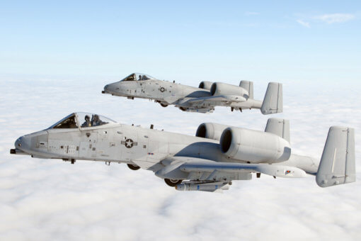 Flight Manual for the Fairchild A-10 Thunderbolt II