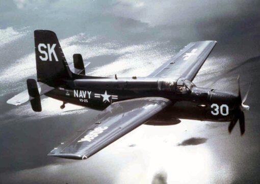 Flight Manual for the Grumman AF-2 Guardian