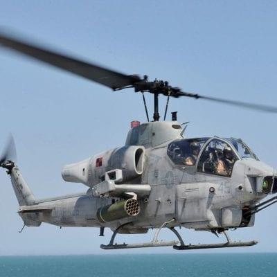 Flight Manual for the Bell AH-1 Hueycobra