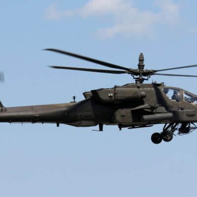 Flight Manual for the McDonnell-Douglas Boeing AH-64 Apache