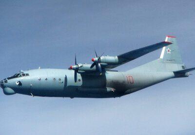 Flight Manual for the Antonov AN-12