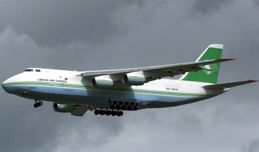 Flight Manual for the Antonov AN-124