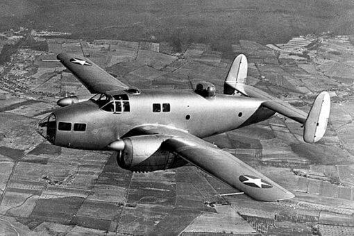 Flight Manual for the Fairchild AT-21 Gunner