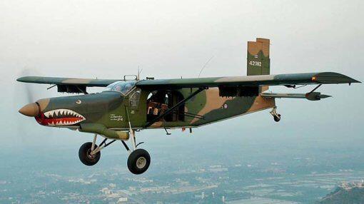 Flight Manual for the Pilatus PC6 Porter and the Fairchild AU-23 Peacemaker