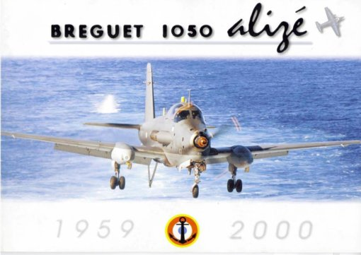 Flight Manual for the Breguet 1050 Alize