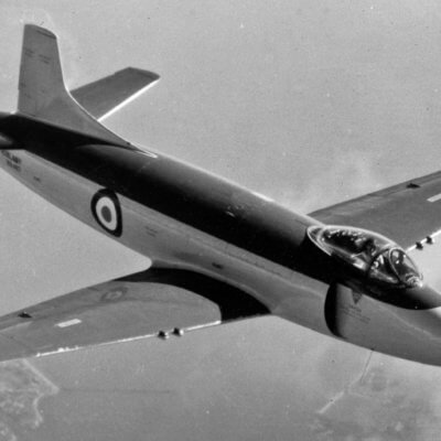 Flight Manual Pilots Notes for the Supermarine Attacker