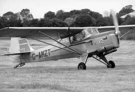 Flight Manual for the Auster Mk IV Mk V J1 J5 J8 AOP9