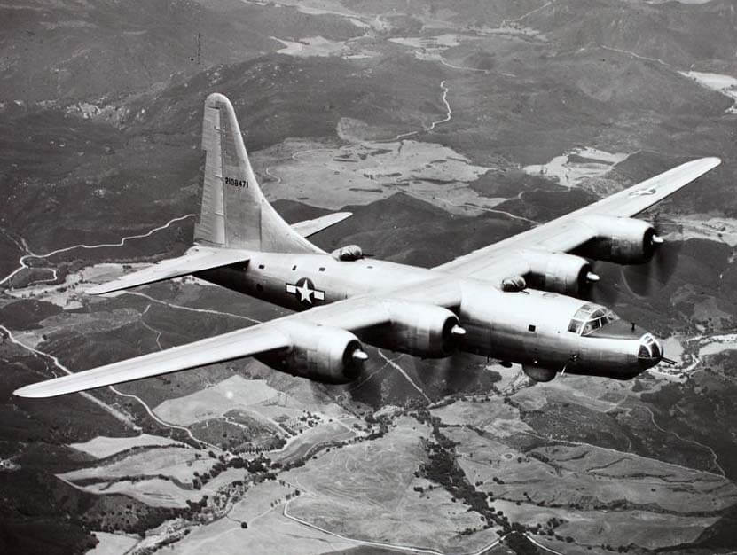 History and Development of the B-32 Dominator