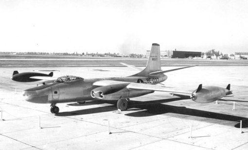 Flight Manual for the North American B-45 Tornado