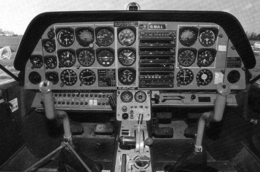 Flight Manual for the Beagle 121 Pup and Beagle 125 Bulldog