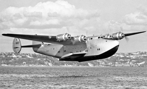 Flight Manual for the Boeing 314 Flying Boat