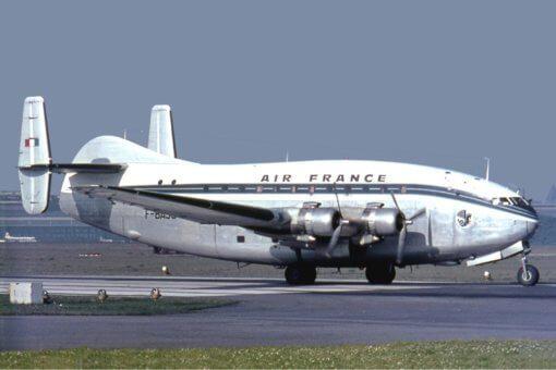 Flight Manual for the Breguet 763 Deux Ponts 765 Sahara