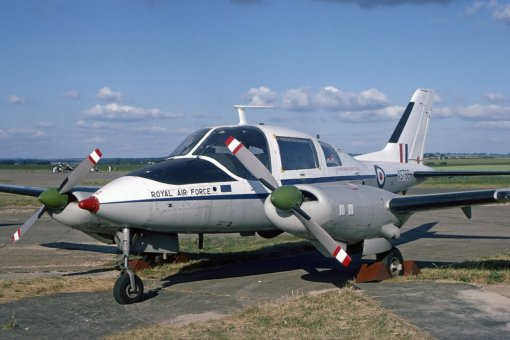Flight Manual for the Beagle B206 Bassett