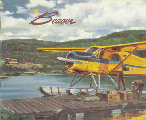 Flight Manual for the De Havilland Canada DHC-2 L-20 Beaver