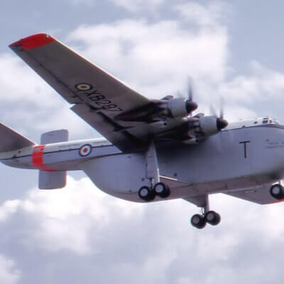 Flight Manual for the Blackburn Beverley