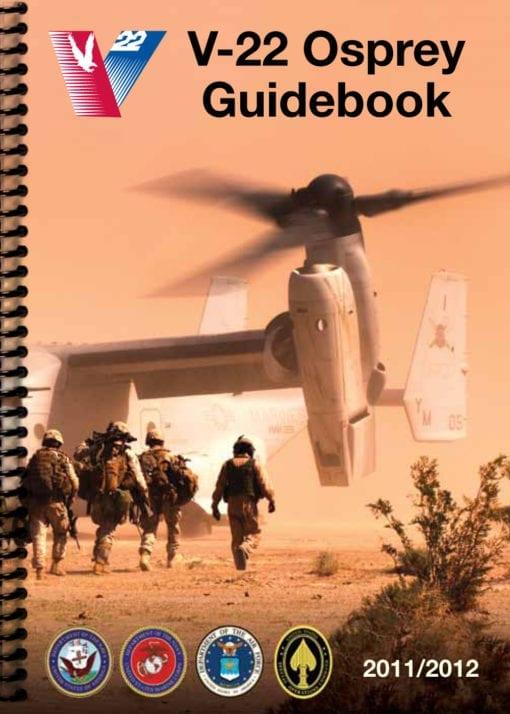 Flight Manual for the Bell Boeing V-22 Osprey