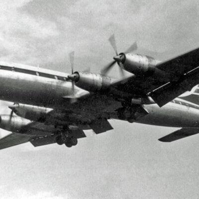 Flight Manual for the Bristol 175 Britannia