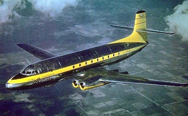 Flight Manual for the Avro Canada C.102 Jetliner
