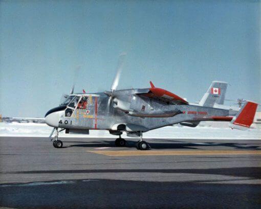Flight Manual for the Canadair CL-84 Dynavert