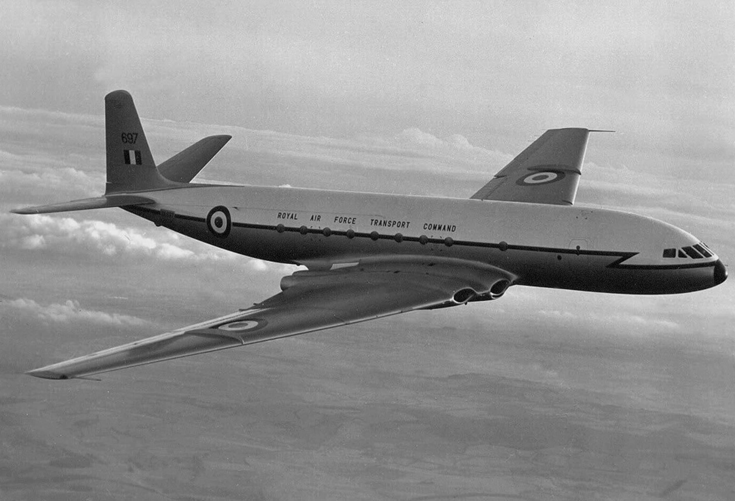 Flight Manual for the De Havilland DH106 Comet