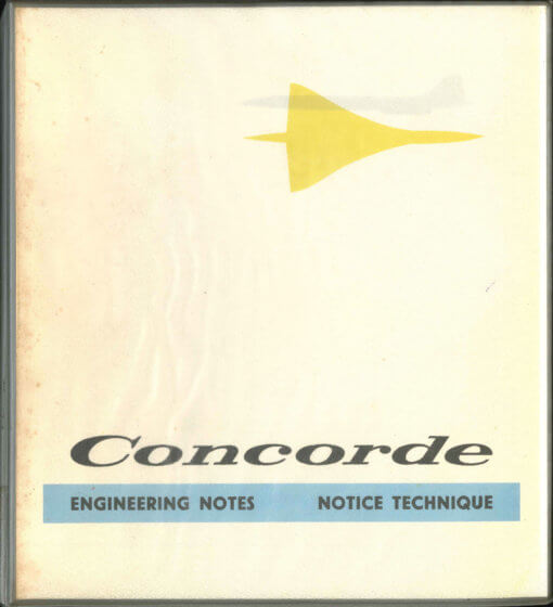 Flight Manual for the Concorde