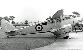 Flight Manual Pilots Notes for the De Havilland DH89 Dragon Rapide