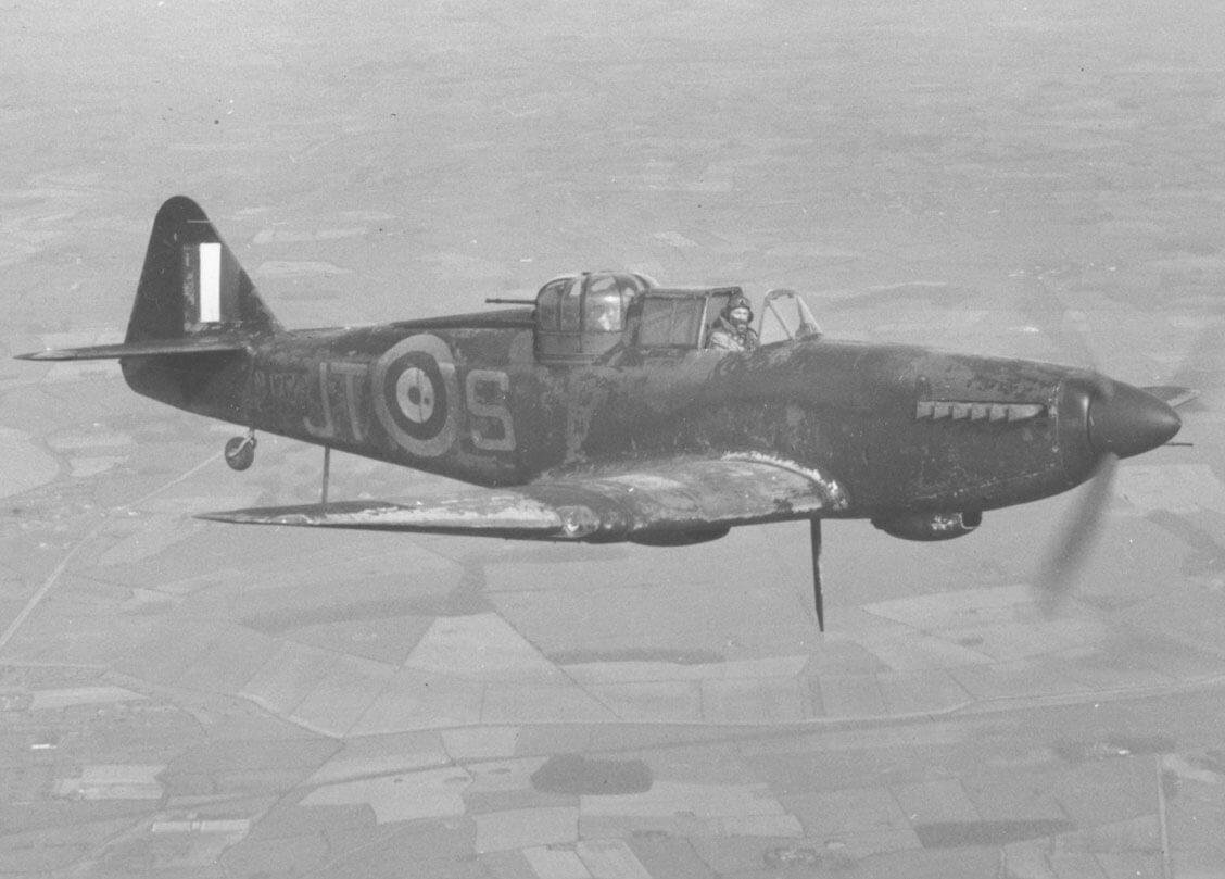 Flight Manual for the Boulton Paul Defiant