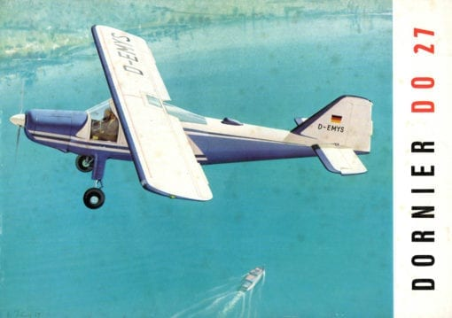 Flight Manual for the Dornier Do27