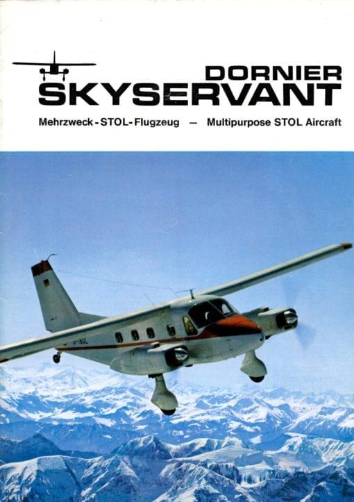 Flight Manual for the Dornier Do28D Skyservant