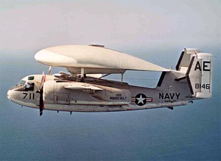 Flight Manual for the Grumman E-1 Tracer