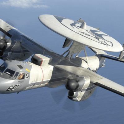 Flight Manual for the Grumman E-2 Hawkeye