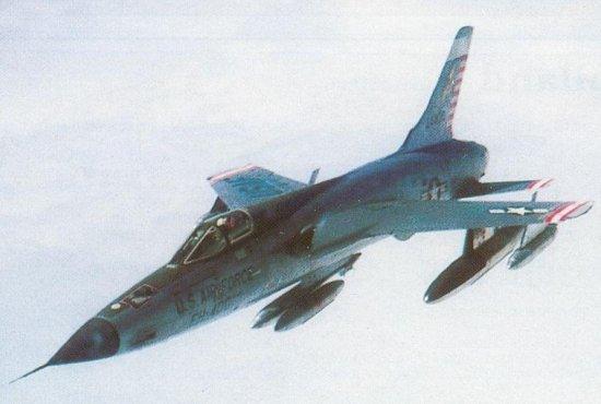 Flight Manual for the Republic F-105 Thunderchief