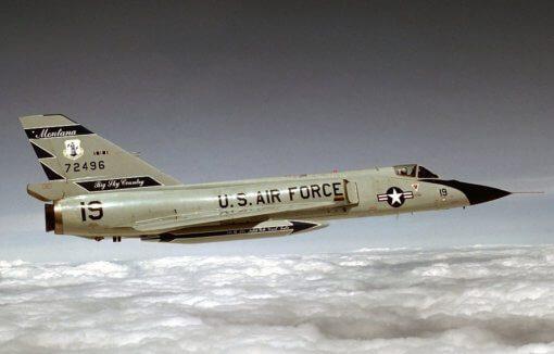 Flight Manual for the Convair F-106 Delta Dart