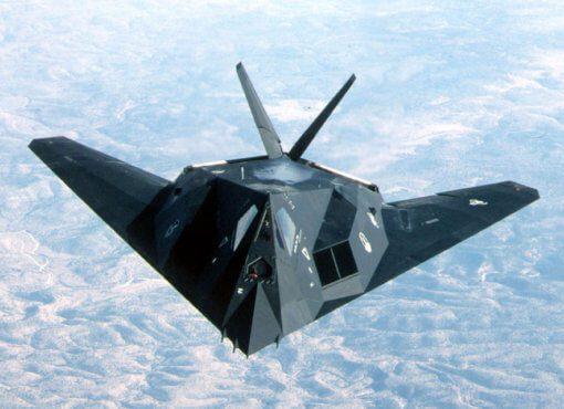 Flight Manual for the Lockheed F-117 Nighthawk