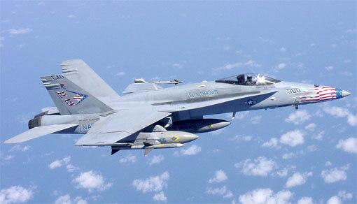 Flight Manual for the McDonnell-Douglas F-18A F-18B F-18C F-18D Hornet