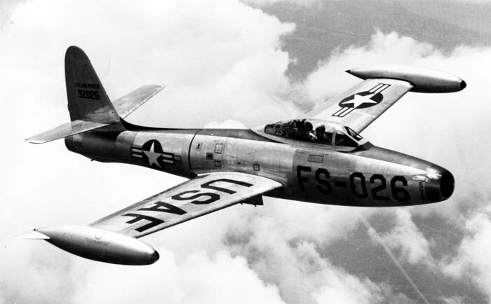 Flight Manual for the Republic P-84 F-84 Thunderjet