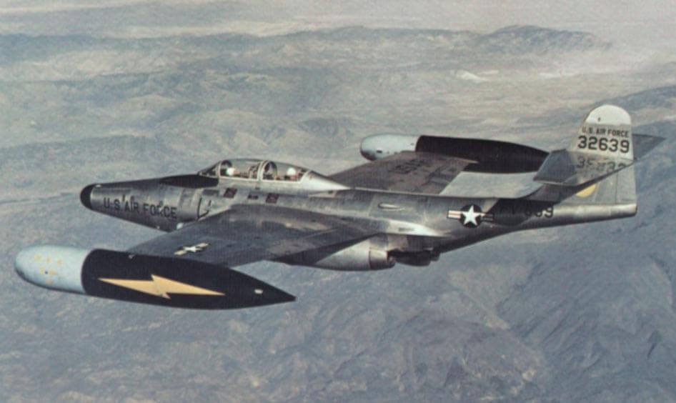 Flight Manual for the Northrop F-89 Scorpion